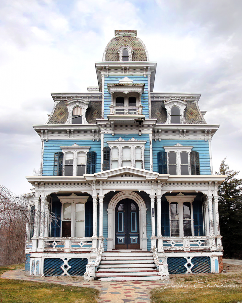The Ryder House in Matawan